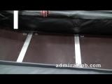 Видео по сборке стрингера на лодке Адмирал 320 С