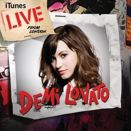Demi Lovato альбом Live From London EP
