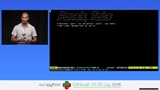 Developing in a black hole vim, tmux, httpie and jq Francisco Javier Aceituno Lapido