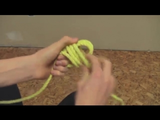 How to tie the monkeys fist - hd