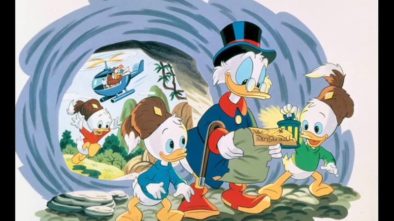 DuckTales: The Complete Soundtrack ( Volume 1 of 3 )