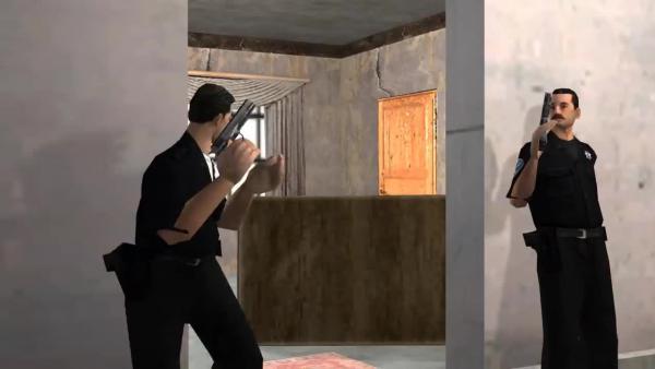 Grand Theft Auto San Andreas - Сидоджи Шоу - Полицейские будни 2.0
