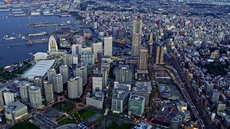 Yokohama \ Иокогама (Япония)