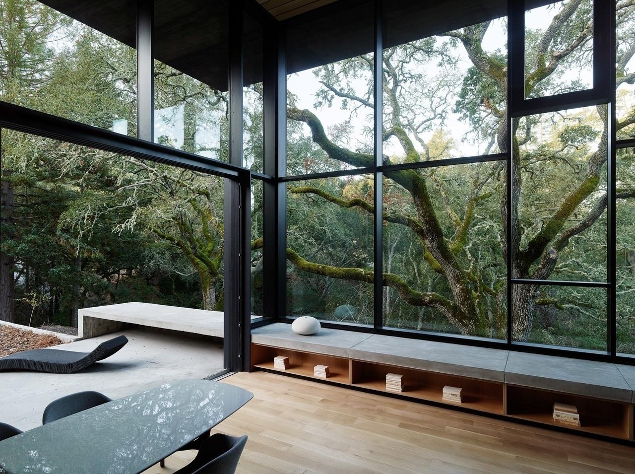 Faulkner Architects/Экологичный и энергоэффективный дом в Калифорнии