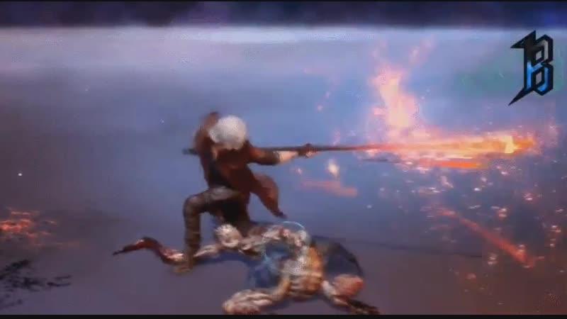 Devil May Cry 5 — Dante Showcase Capcom TV 2