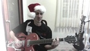 O Holy Night Brian Setzer Orchestra Guitar Lesson