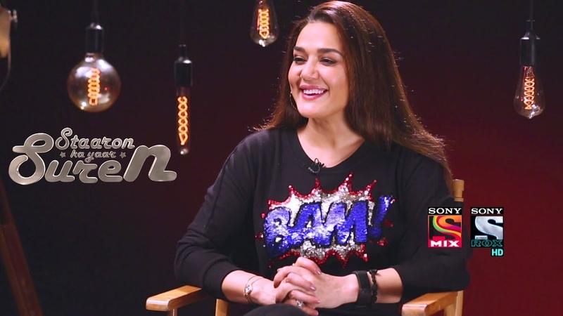 Suren meets Preity Zinta for 'Bhaiyyaji Superhit' – Part 3/4