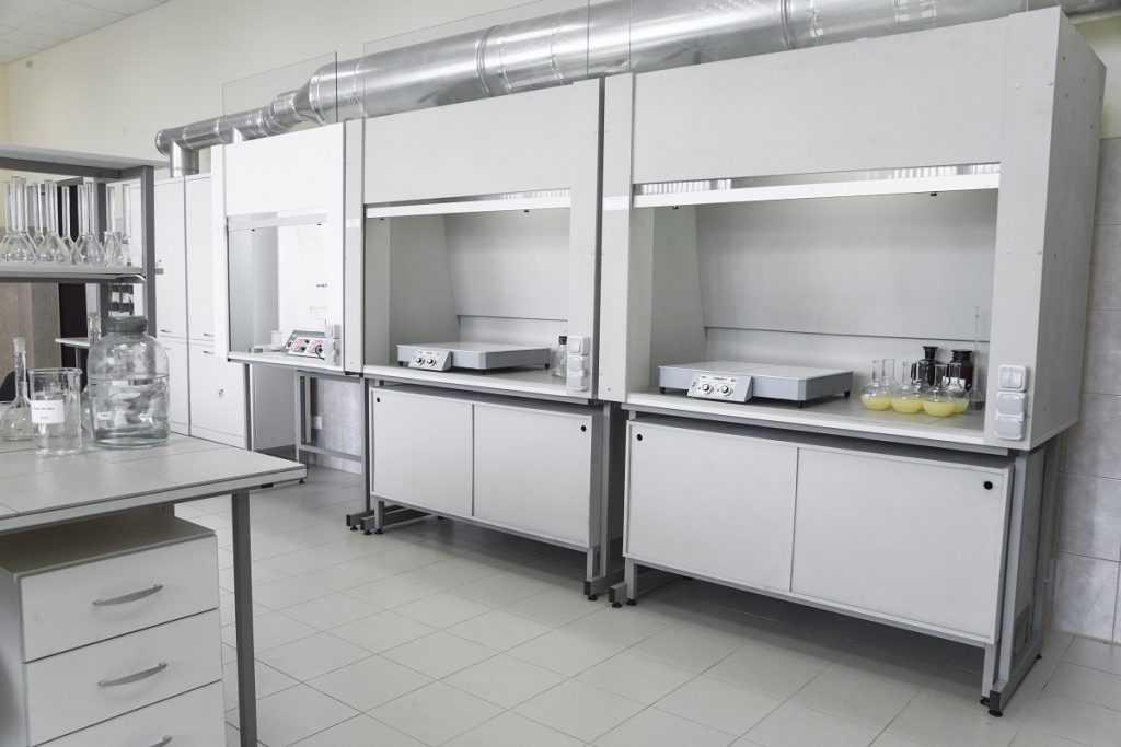 Что такое химический шкаф вытяжной?