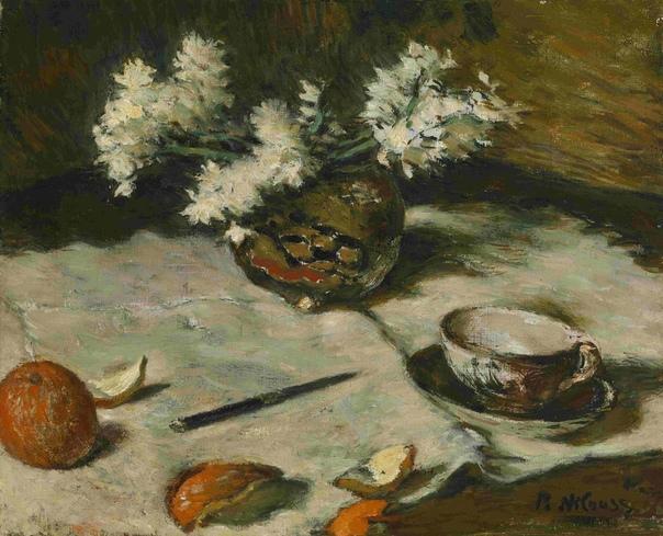 Письма П.А. Нилуса О.Е. Буковецкому 1925 г.:  Вообще нужно тебе сказать, что реальное искусство мне весьма надоело и ценным кажется только то, что отражает не реальный мир, а мир художника со