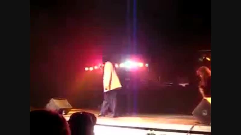 Glen Washington - Live @ Reggae Geel 2009