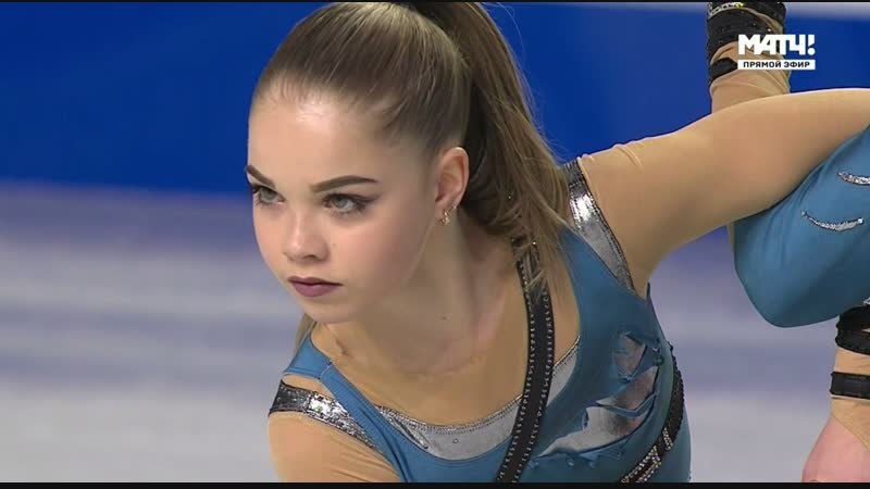 ISU JGP Final 2018. Junior Pairs - SP. Polina KOSTIUKOVICH / Dmitrii IALIN