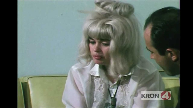 Jayne Mansfield on visiting U S troops in Vietnam 1967 from THE EDUCATION ARCHIVE
