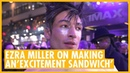 Ezra Miller on the Layers of Excitement in Fantastic Beasts