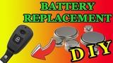 Замена батарейки в брелке ХУНДАЙ Санта Фе, Elantra, Терракан, Траджет, Матрикс Change the battery