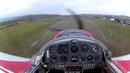 ZLIN Z50LS Aerobatic take off. Pilot Karel Horacek.