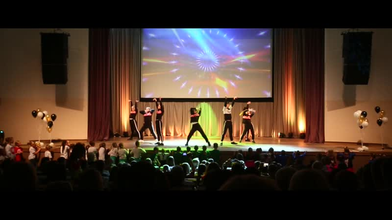 MAXDANCE | Старшая продолжающая группа Street Dance - Respekt yourself | WINTER CONCERT 2018