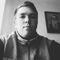 Анкета Егор Кашин