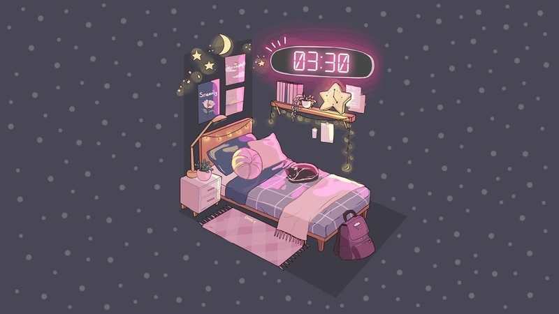 3:30 a.m. ~ lofi hip hop / jazzhop / chillhop mix [study/sleep/homework music]