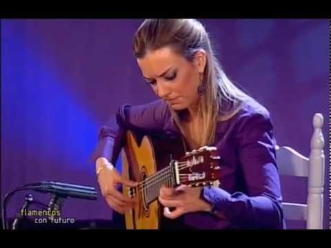 Flamenco. Guitarra Flamenca, Laura González. Brujuleo (Granaína)