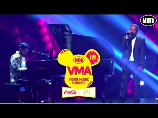 Θ.Αδαμαντίδης MELISSES - Στην Καρδιά (MAD VMA Version) | Mad VMA 2018 by Coca-Cola McDonald's
