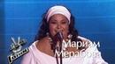 Мариам Мерабова - GEORGIA ON MY MIND Голос-3 Voice-3, Слепое прослушивание, 19.09.2014