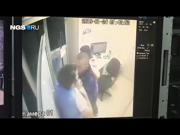 На дежурного врача напали в горбольнице № 1