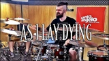 AS I LAY DYING - MY OWN GRAVE DRUM COVER PEDRO TINELLO
