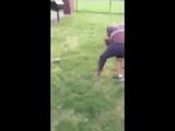 Nasty Uppercuts In Girl Fight