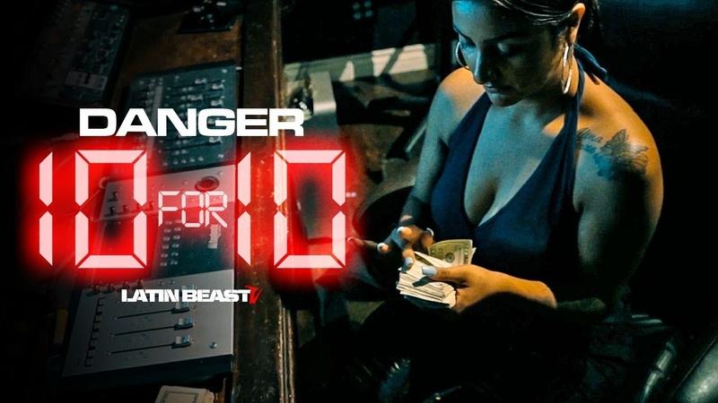 Danger - 10 for 10 (Official Music Video) BANNING