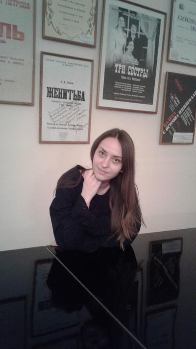Мария Силина
