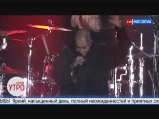 Наргиз Закирова в Кишиневе, 25.11.2018