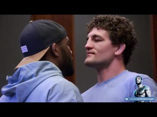 Beat the streets weigh-in: burroughs & askren (2019)