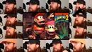 Donkey Kong Country 2 - Stickerbrush Symphony Acapella