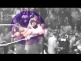 Фрагмент видео где видно как Конор МакГрегор первым бьет брата Хабиба Нурмагомедова Абубакара