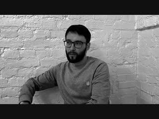 Режиссер Тадас Монтримас о вечном: голоде и любви