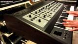 Oberheim OB-X Classic Analog Synthesizer Sounds (1979)