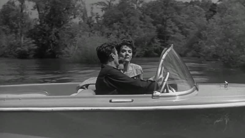 Мыс страха / Cape Fear (1962) Дж. Ли Томпсон / триллер, драма