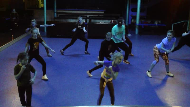 танцы Донецк.МК Валерий Волков (Москва)