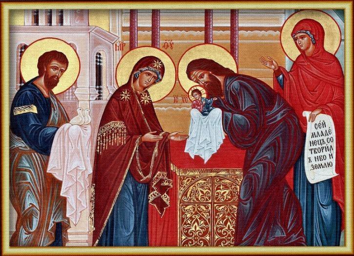 Сретение Господне 2019 - обычаи, традиции и приметы праздника