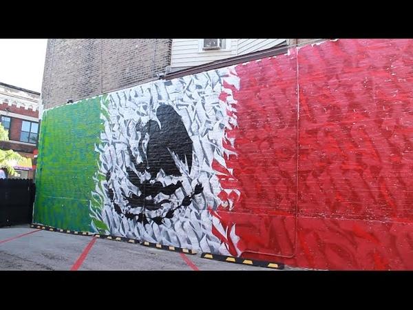 Orgullo Mexicano | Tubs Calligraffiti x T.Harvey