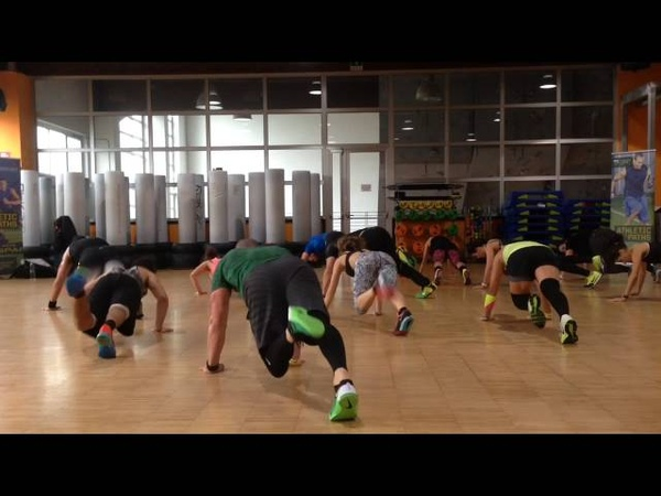 ALESSANDRO MUO - BODY IN ACTION @ GIL LOPES CONVNTION
