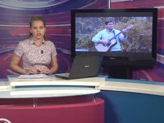 МУЗЫКАЛЬНЫЙ ПОДАРОК для телекомпании ТНТ Волгодонск от Кирилла Антонова