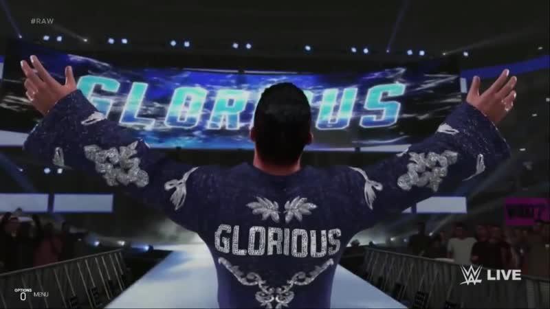WWE 2k19 Bobby Roode Entrance