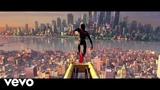 Человек-паукЧерез вселенные. Момент из фильма