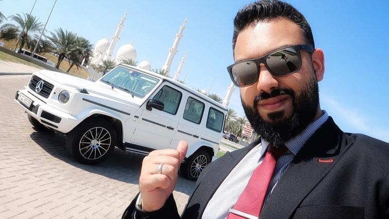 MY NEW CAR Mercedes Benz G500 4X4 (2019)