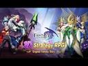 Fantasy Legend War of Contract Gameplay Обзор Первый взгляд Летсплей Android APK iOS