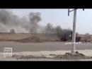 Хуситы уничтожают военную технику саудовской коалиции
