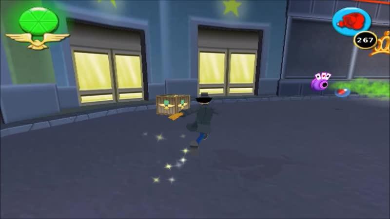 мое личное прохождение игры инспектор гаджет и гаджетины на PlayStation 2 часть 1