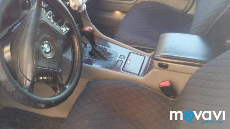 Классная тачка BMW 7