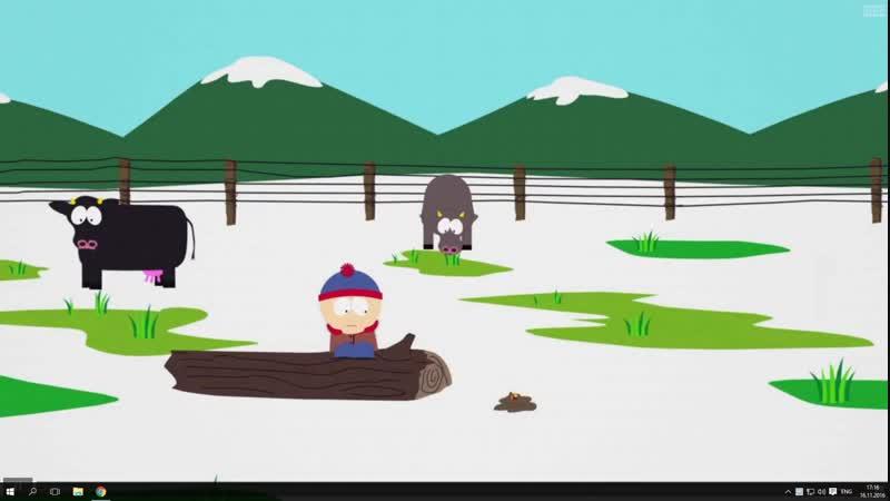 Южный Парк (South Park) Шеф – О Боге